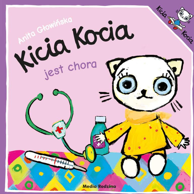Kicia kocia - książka